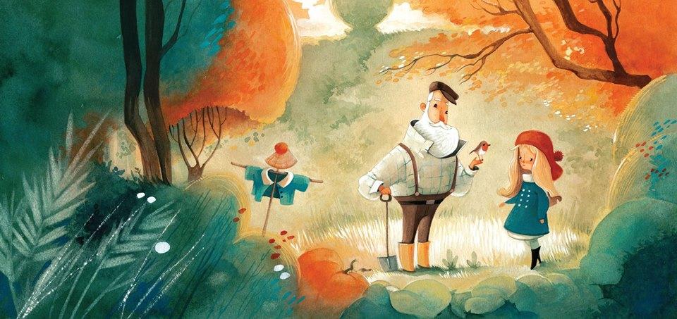 Illustrazione di Daniela Volpari