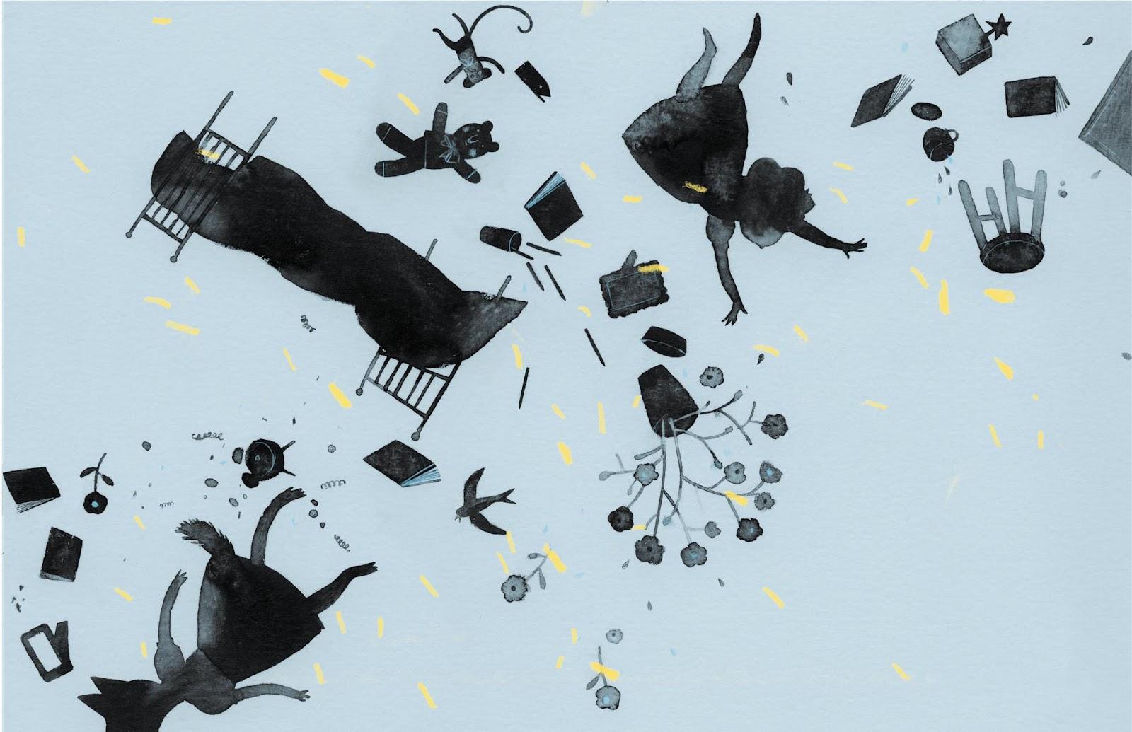 Le Meraviglie - mostra di Isabelle Arsenault
