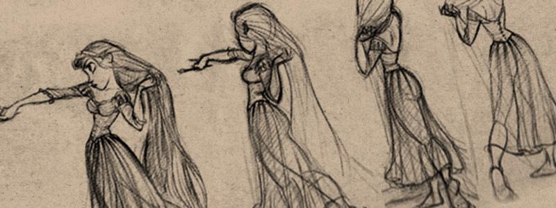 Rapunzel - Glen_Keane - Disney