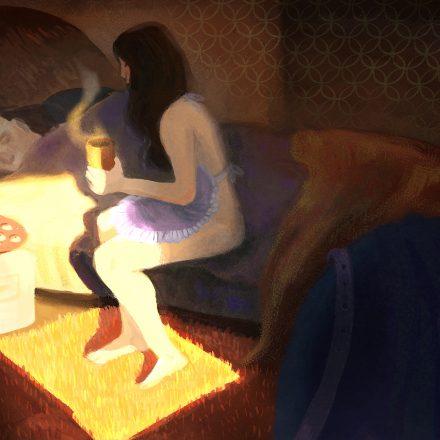 Il fumetto Erotico – Intervista a Ariel Vittori