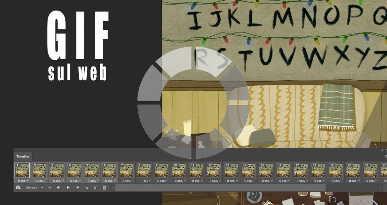 Gif animate: pubblicazione sul web