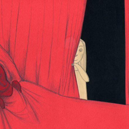 Tutti i colori di Cappuccetto Rosso #1 : Chiara Carrer