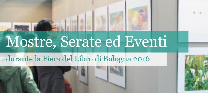 Countdown Fiera del libro per ragazzi di Bologna 2016