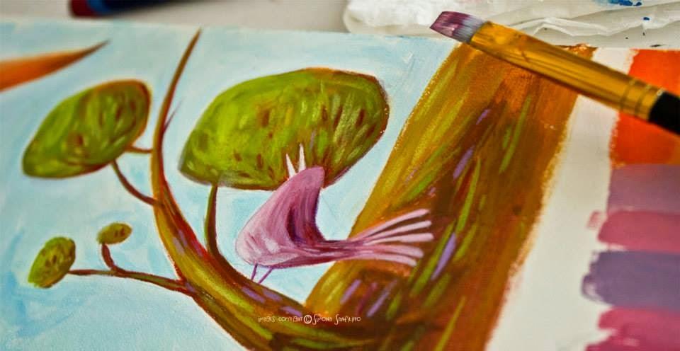 Illustratore: artista e professionista