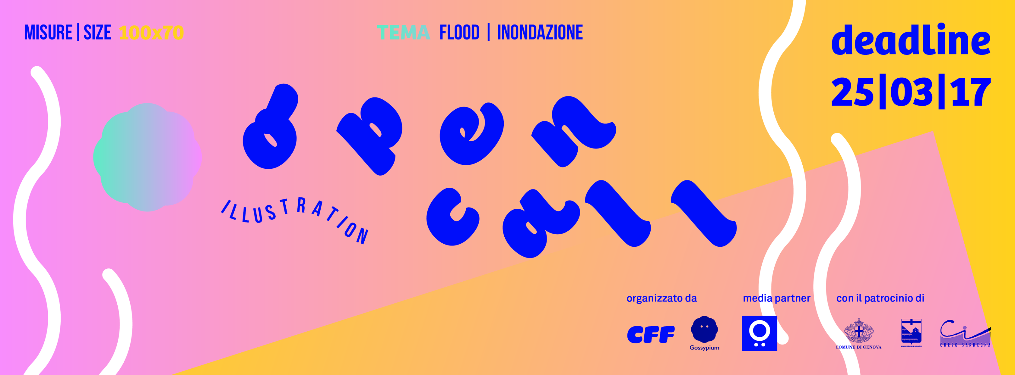 Open Call illustrator by Cotonfioc Festival