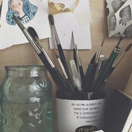 Illustrare ad acquerello #2 : acqua, macchie e libertà