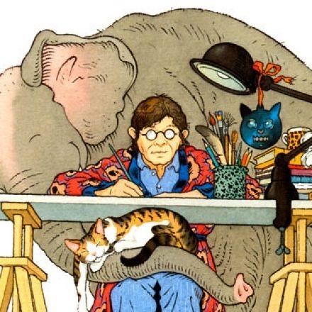 Raccontare con ironia, come si fa? – di gatti, di mostre perse e di punti di vista