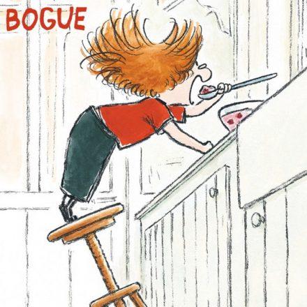 Pico Bogue – Ovvero come passare dalle strisce ai libri con nonchalance.