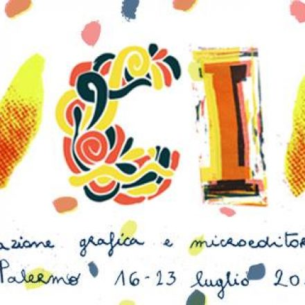 CICIRI – Festival di Illustrazione Grafica e Microeditoria indipendente a Palermo