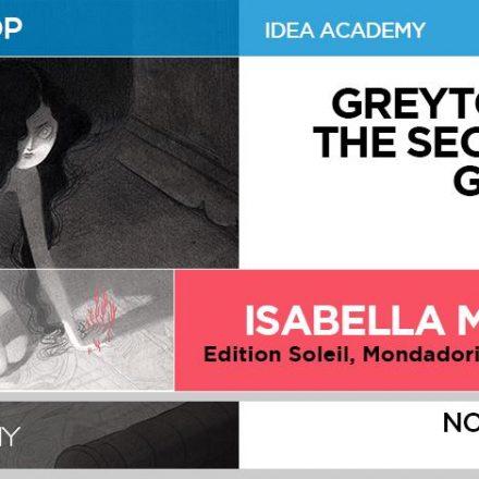Greytones 2.0 I segreti della grafite - di Isabella Mazzanti