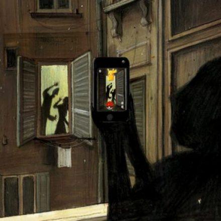 L'illustratore come scenografo della propria pièce - di Daniela Pareschi
