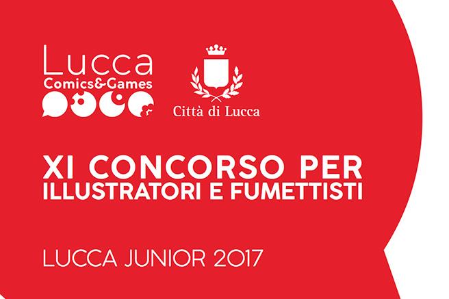 Concorso Lucca Junior per Illustratori e Fumettisti