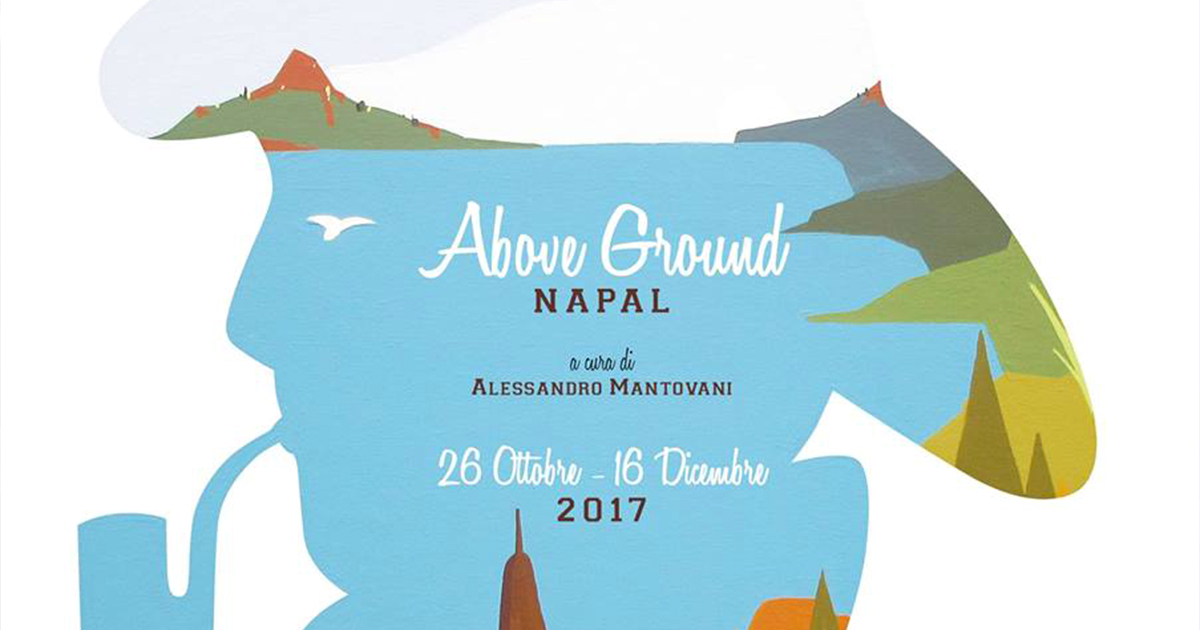 Above ground – mostra personale di Napal