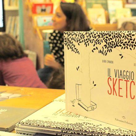 In viaggio con Sketch - Lettura e laboratorio - con Roberta Terracchio