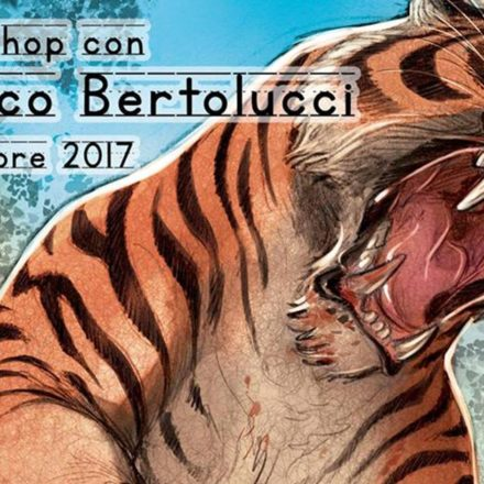 Workshop - con Federico Bertolucci