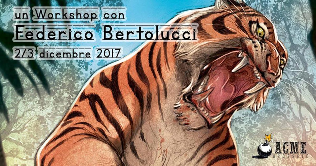 Workshop – con Federico Bertolucci