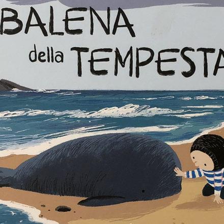 La balena della tempesta – un libro che parla di famiglia