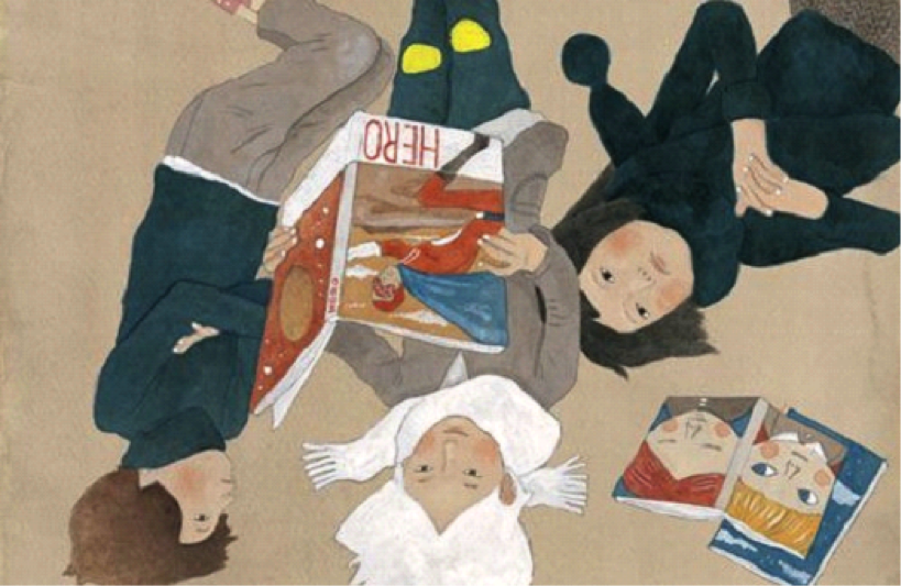 Taiyo Matsumoto e i fantasmi dell'infanzia
