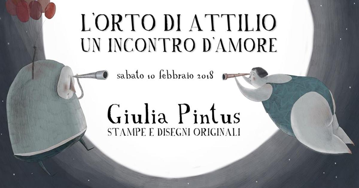 L'orto di Attilio: Un incontro d'amore – con Giulia Pintus
