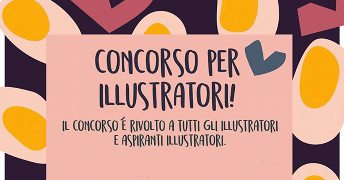 Love me tender! – Concorso per illustratori