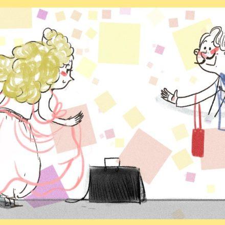 Il galateo del muro degli illustratori – 7 regole da non dimenticare