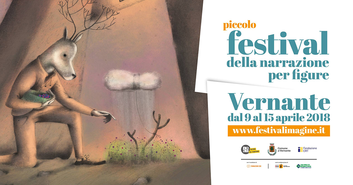 Imaginé – piccolo Festival della narrazione per figure