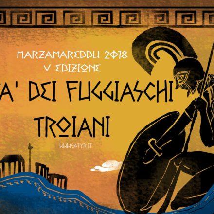 Marzamareddu V edizione - Città dei fuggiaschi troiani