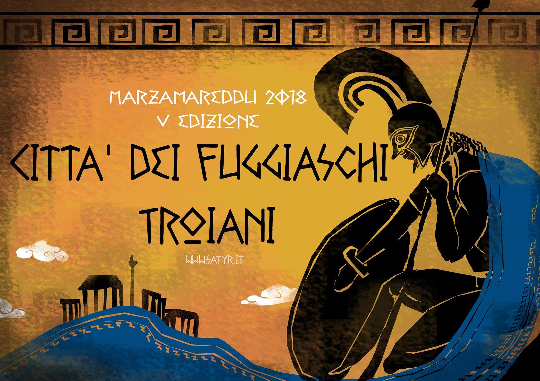 Marzamareddu V edizione – Città dei fuggiaschi troiani