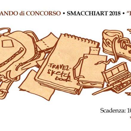 """SMACCHIART 2018 – """"Il viaggio"""""""