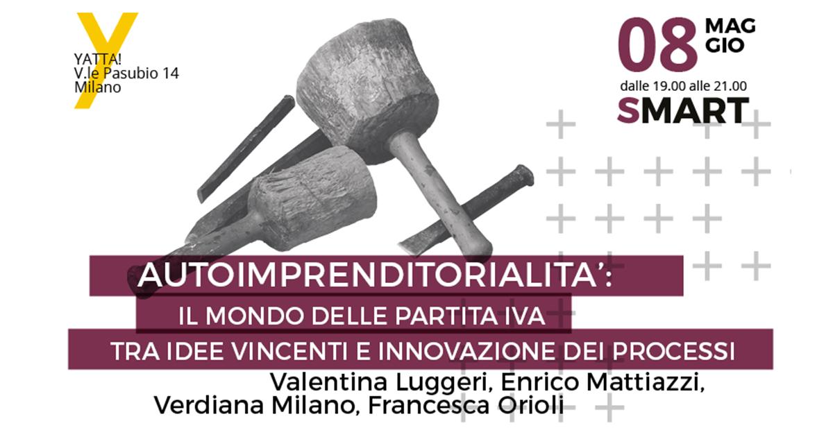 Autoimprenditorialità: il mondo delle Partite IVA tra idee vincenti e innovazione dei processi
