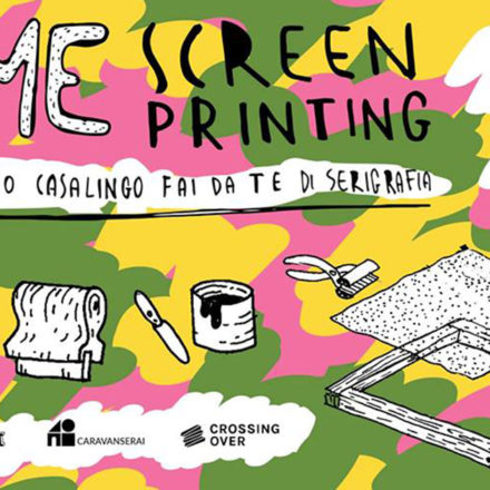 Home Screen Printing - laboratorio fai da te di serigrafia