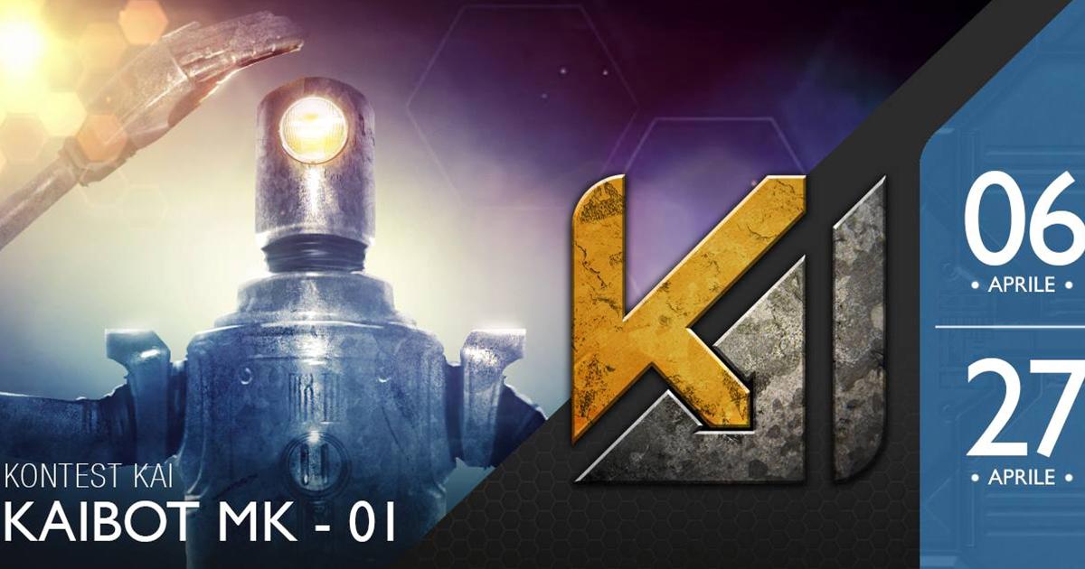 Kontest KAI – Kaibot MK – 01