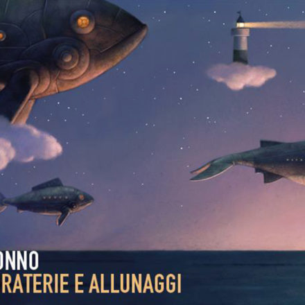 Notturni, piraterie e allunaggi - mostra di Gianni De Conno
