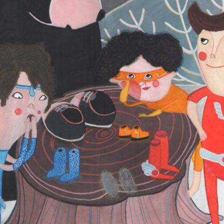 Scarpetta d'Oro - Concorso Internazionale di Illustrazione per l'infanzia