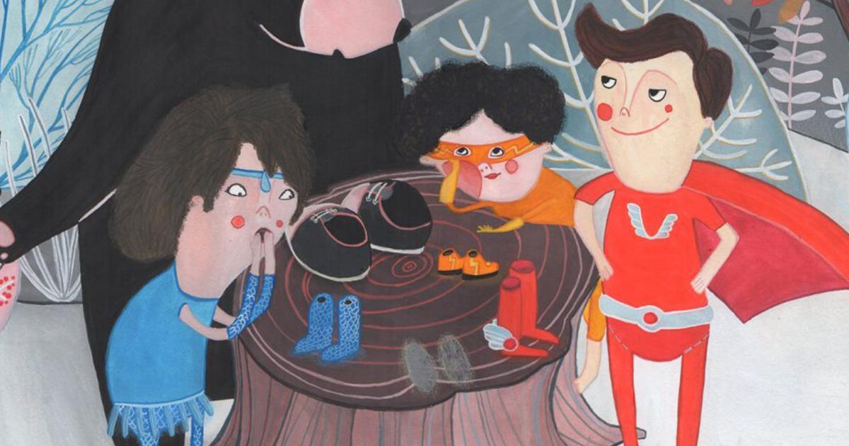 Scarpetta d'Oro – Concorso Internazionale di Illustrazione per l'infanzia