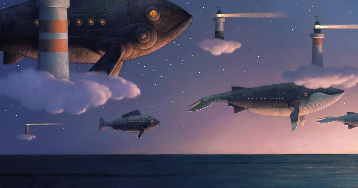 • D • Notturni, piraterie e allunaggi – Mostra di illustrazioni di Gianni De Conno