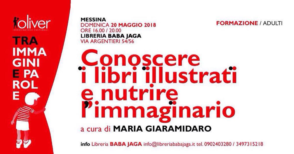 TRA IMMAGINI E PAROLE 2018 – libreria Baba Jaga e Oliver