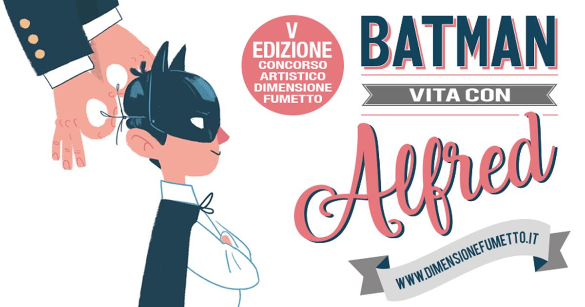 Batman: Vita con Alfred