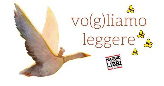 Vo(g)liamo leggere – con Lucia Scuderi