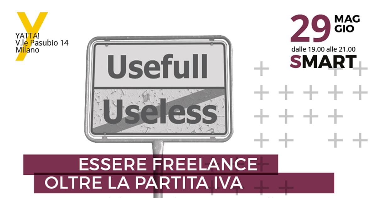 Smart – Essere freelance oltre la partita iva