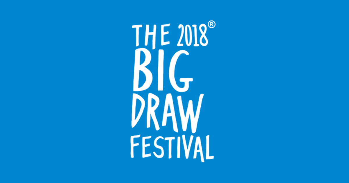 The Big Draw – Il Festival del Disegno
