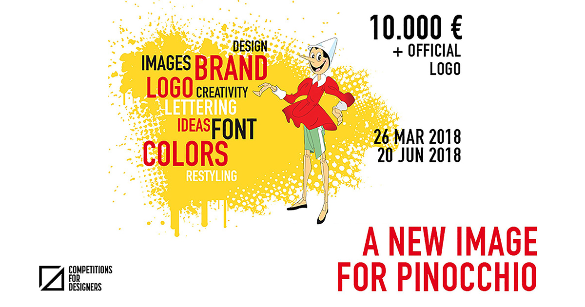 CODE – COmpetition for DEsigner for Pinocchio