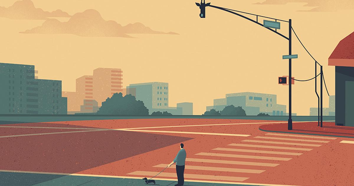 Urban Wildelife e altre illustrazioni – mostra di Davide Bonazzi