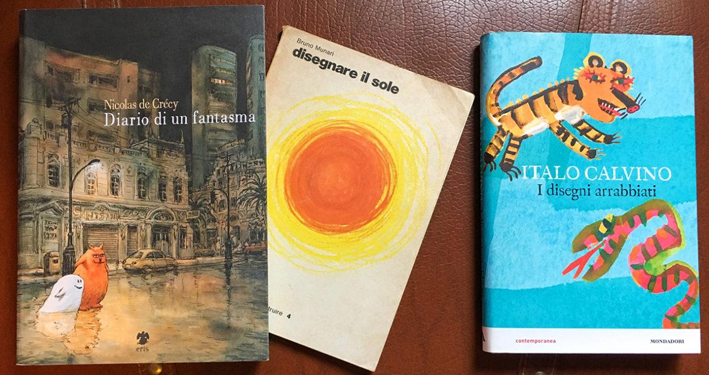 WONDER TRIO: 3 libri per chi disegna
