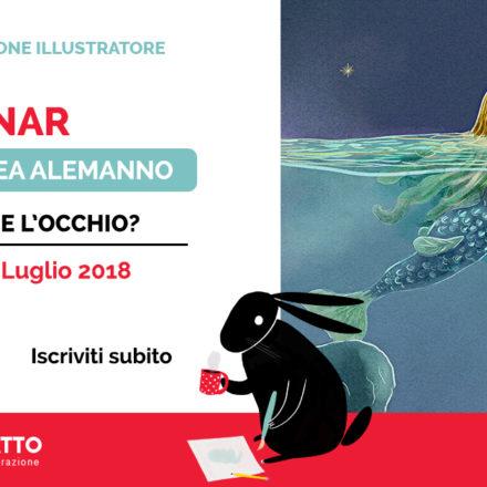 Dove cade l'occhio - la composizione e l'illustrazione con Andrea Alemanno