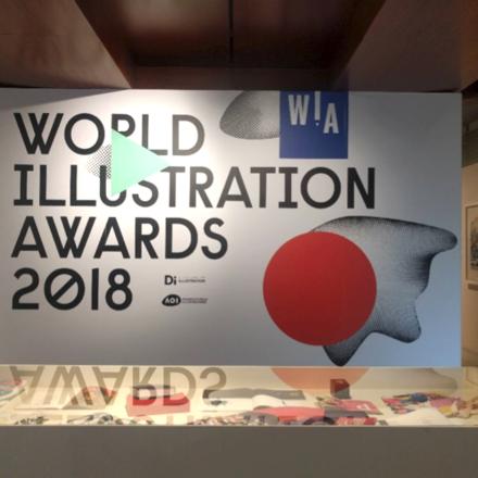 World Illustration Awards 2018