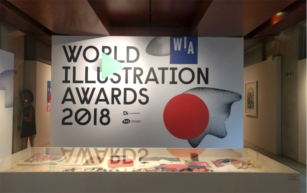 World Illustration Awards 2018
