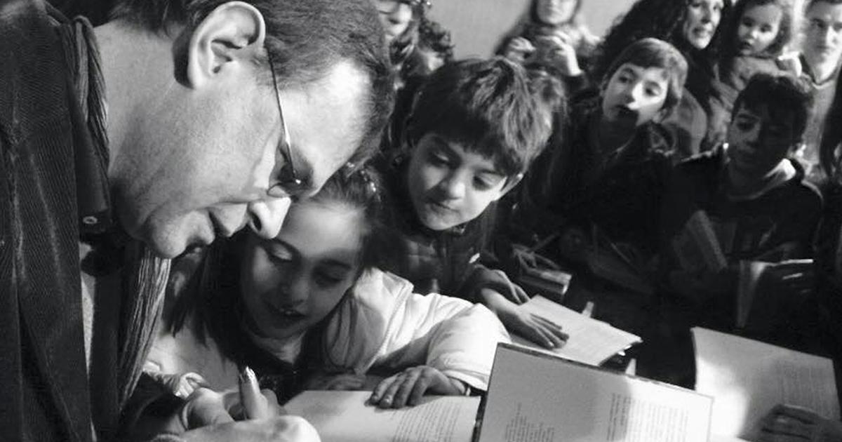 Si può imparare a scrivere? Gli strumenti dello scrittore per ragazzi – con Luigi Dal Cin