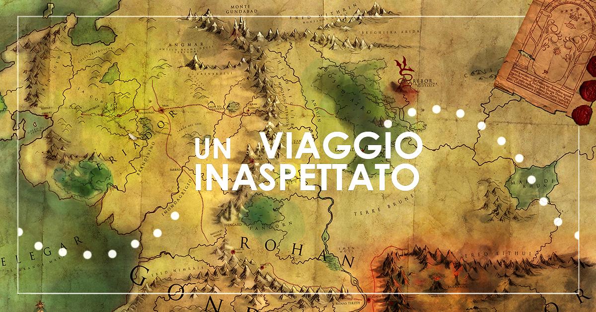 Un viaggio Inaspettato – Corso di cartografia