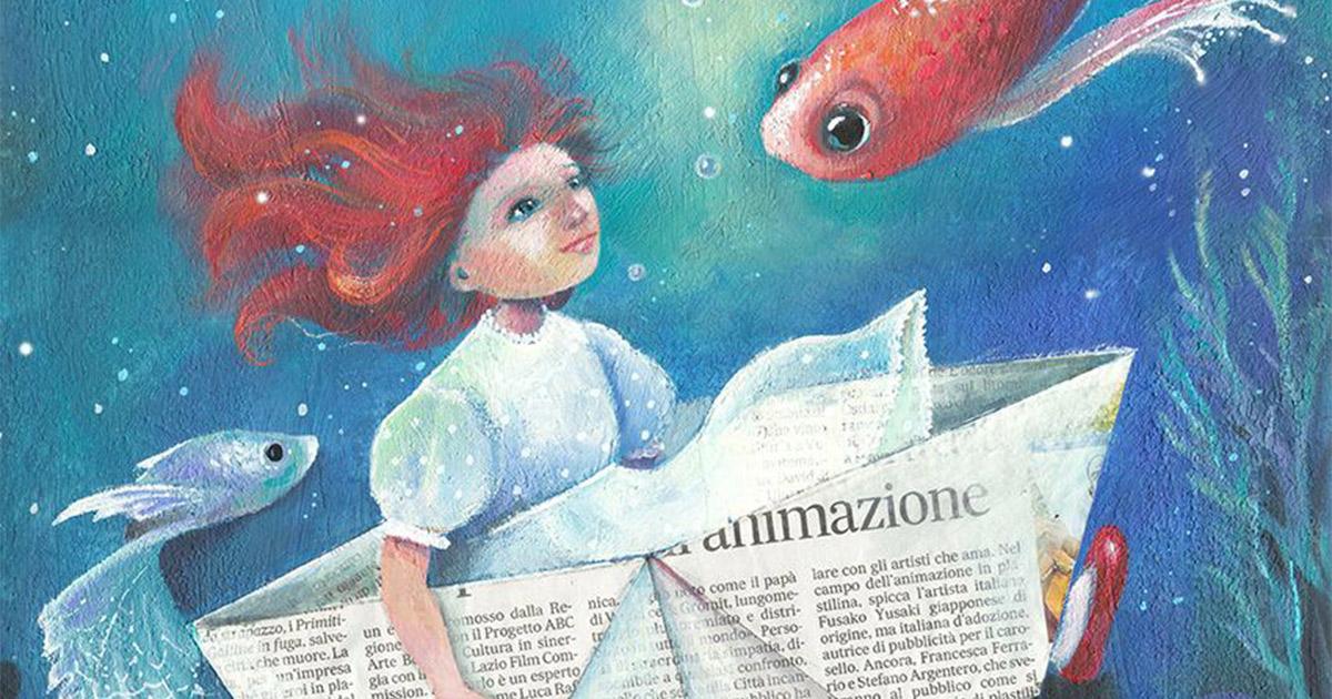 Il viaggio fiabesco ed onirico – con Lucia Ricciardi
